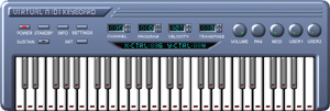 [ virtual midi keyboard ]